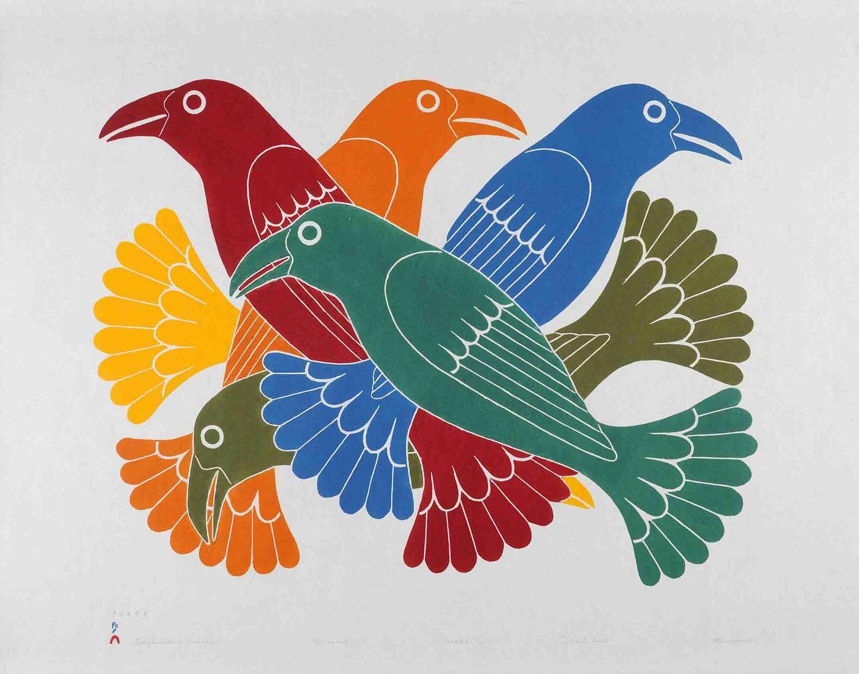 Inuit Art Graphic
