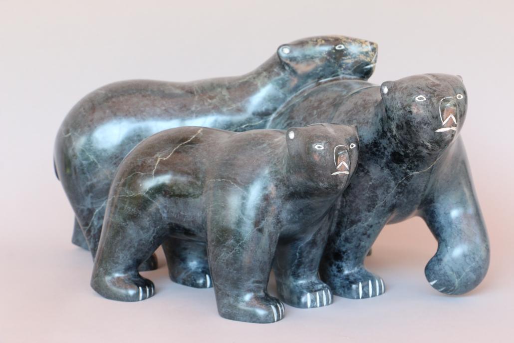Inuit Art Sculpture