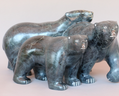 Inuit Art Sculpture